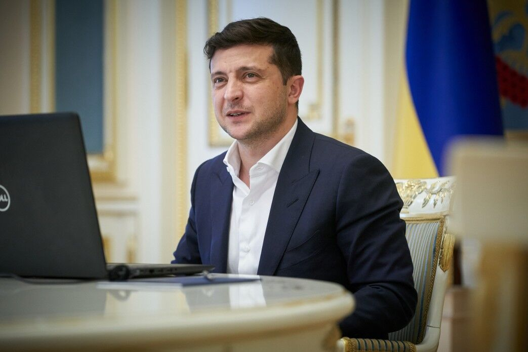 Владимир Зеленский (фото - сайт президента Украины)