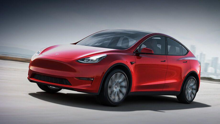 Електромобіль Tesla Model Y – головний суперник Geely Geometry C.