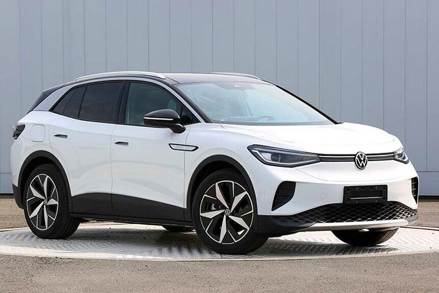 Volkswagen ID.4 Crozz будет продаваться в Китае параллельно с ID.4X;