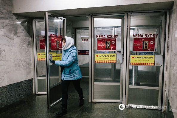 Лікарі рекомендують менше користуватися громадським транспортом