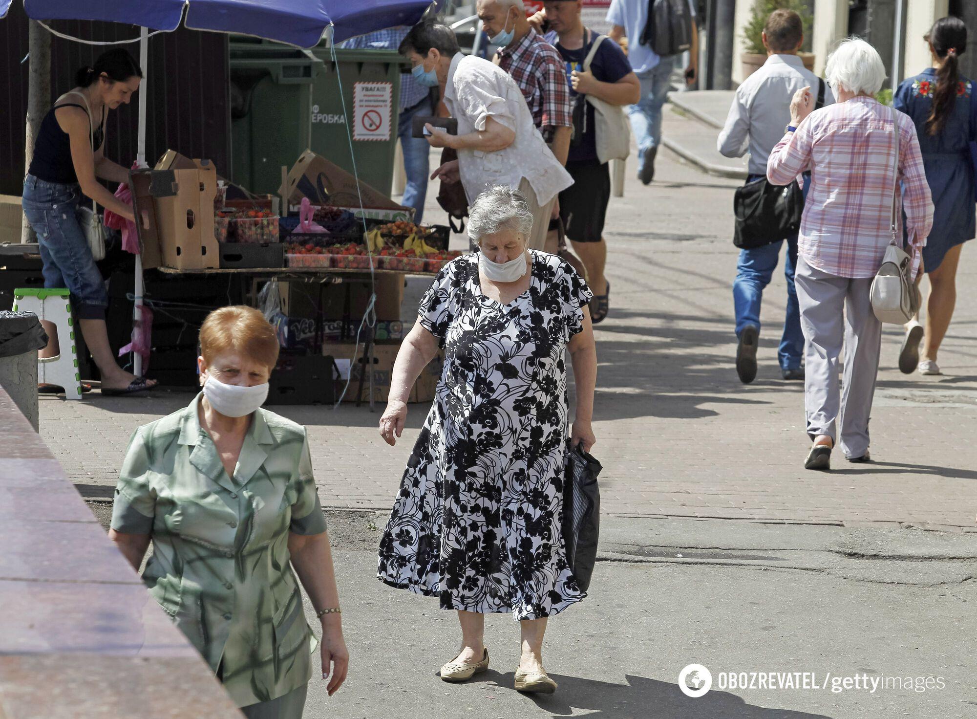 У Києві перевірять ринки на дотримання протиепідемічних заходів