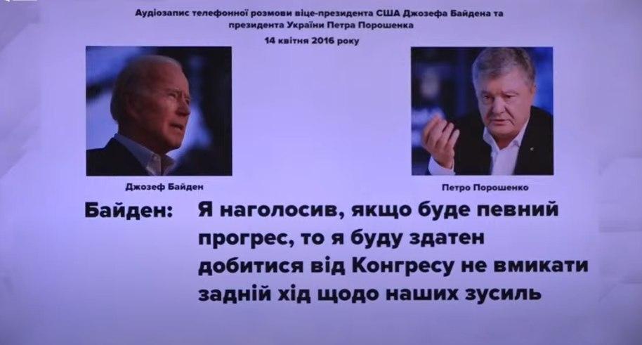 "Расшифровка ""пленок Деркача"""