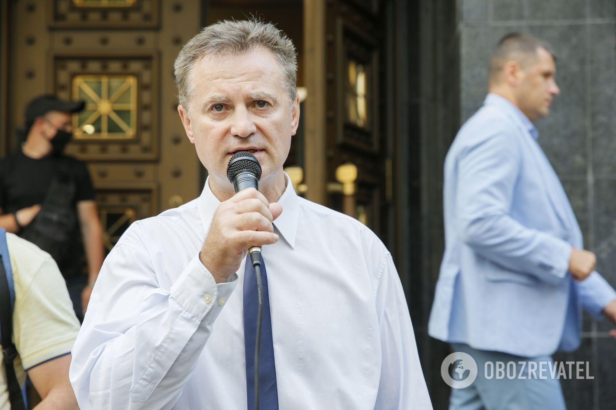 Активист Дмитрий Павличенко