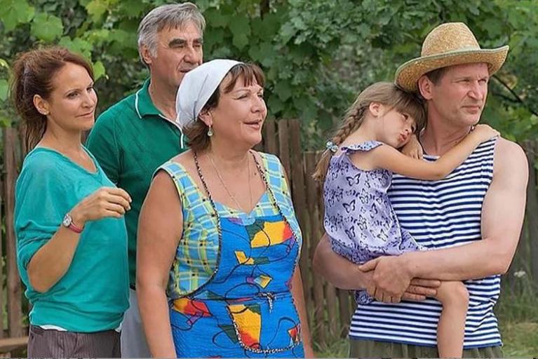 """Сериал """"Сваты"""" (источник – kp.ru)"""