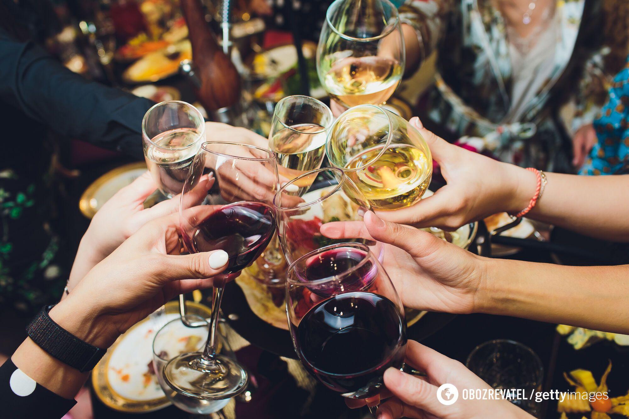 Алкоголь може збільшувати ризик серцево-судинних захворювань