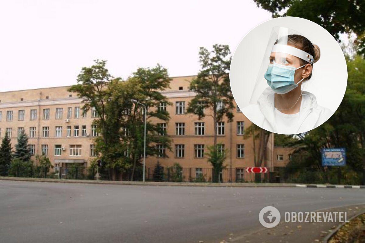 Медики не хотят работать в Харьковском областном диспансере