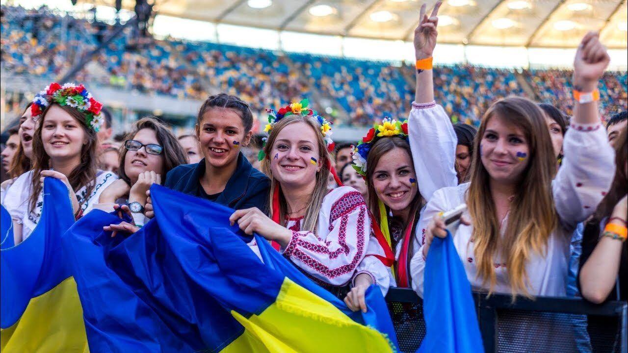 День молоді в Україні відзначається в останню неділю червня
