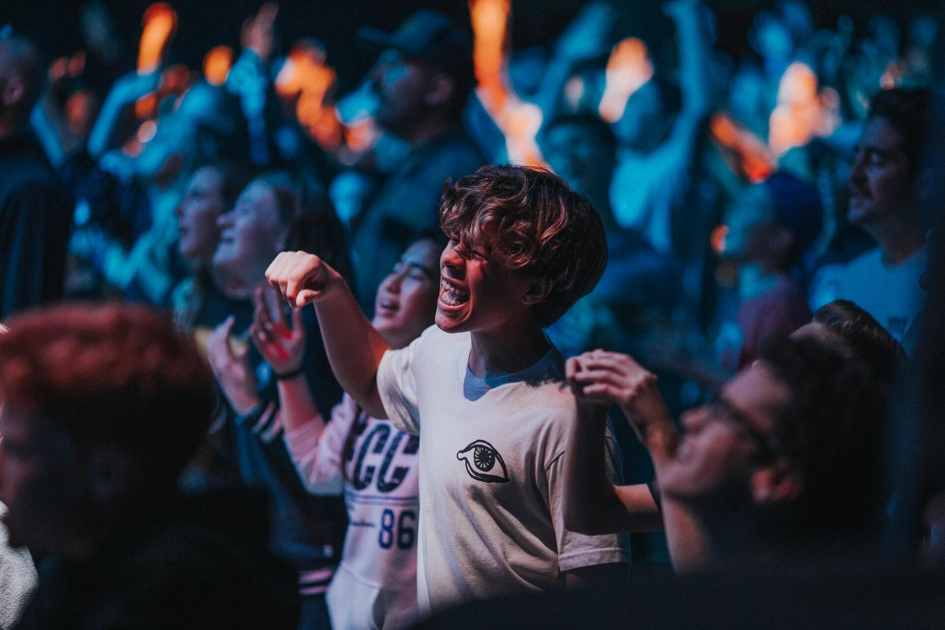 У День молоді проходять святкові заходи та концерти