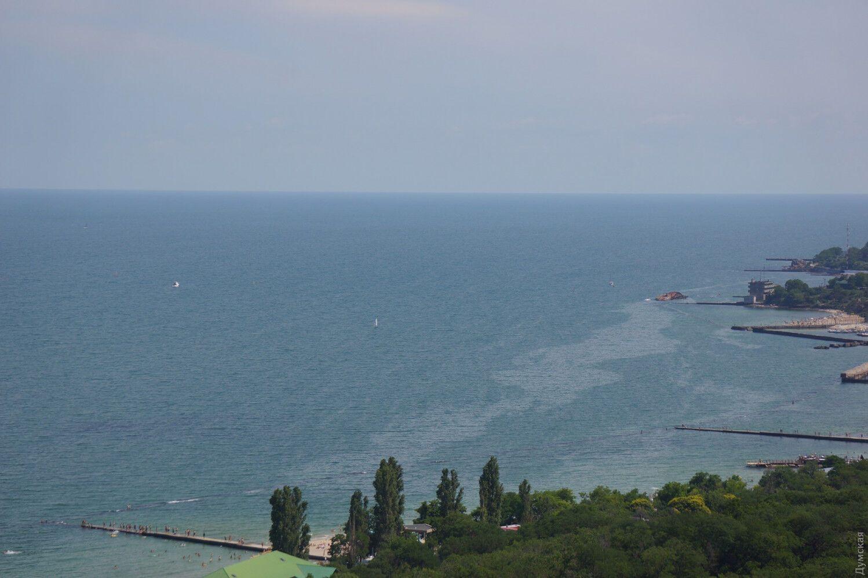 Место крушения танкера Delfi.