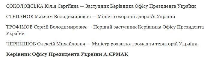 """Указ Зеленського про створення координаційної ради з """"Великого будівництва"""""""
