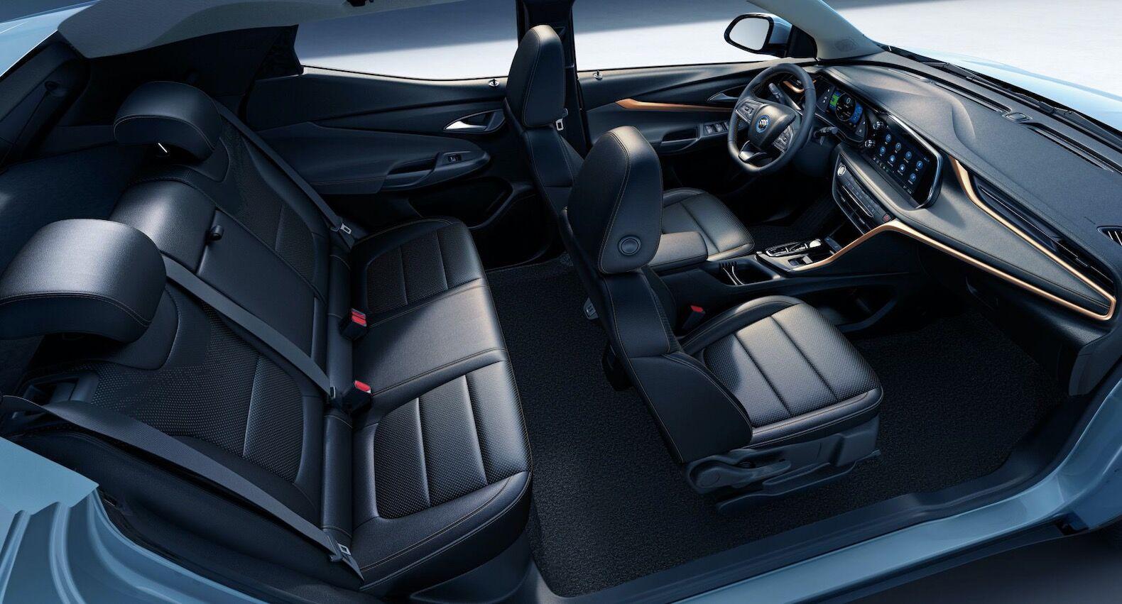 Buick Velite 7 - он же в будущем первый электрический кроссовер Chevrolet.