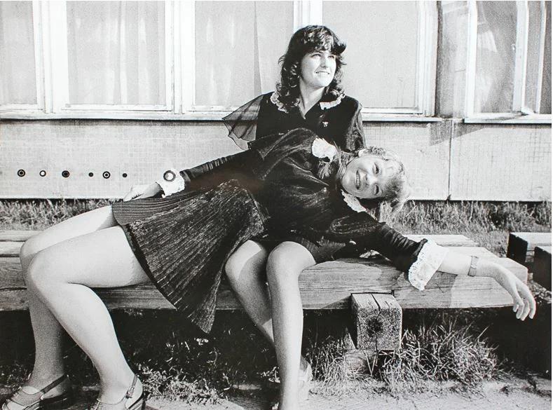 Девушки в мини, СССР