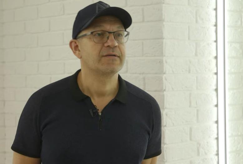 Бизнесмен Сергей Ханович