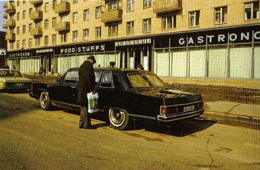 Спецпайки в СССР
