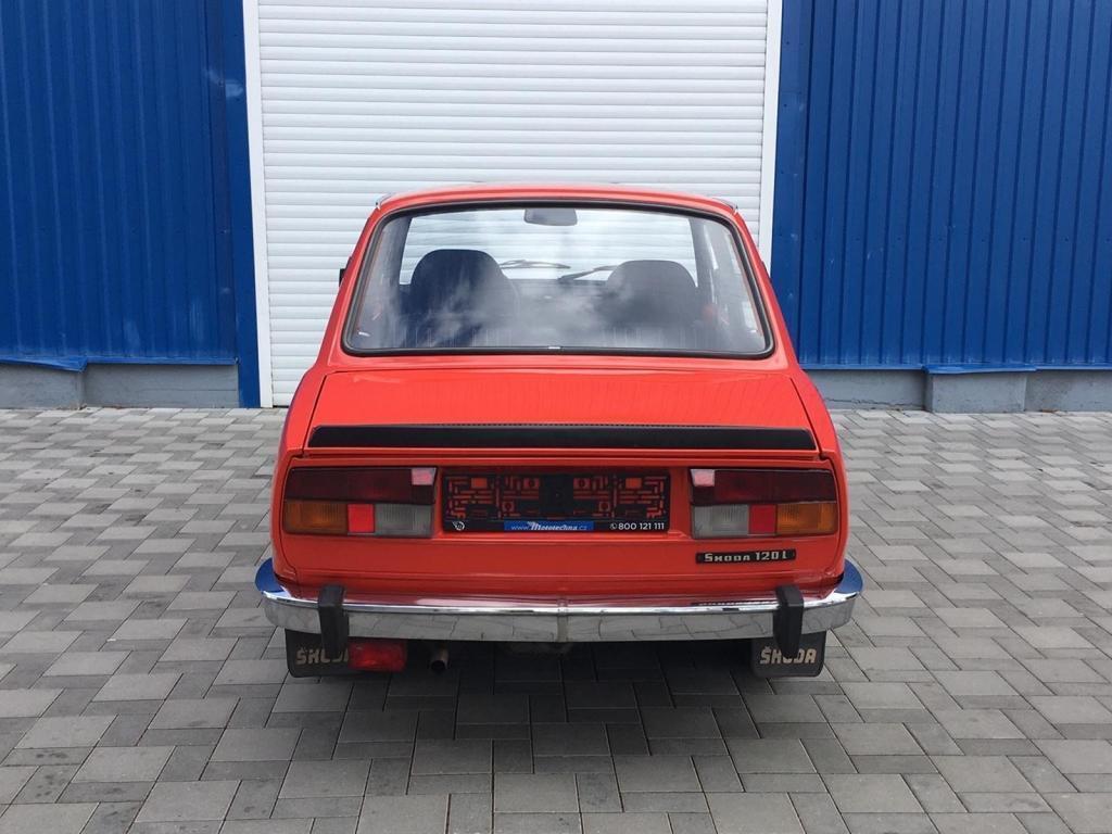 Skoda 120 L за 5600 евро.