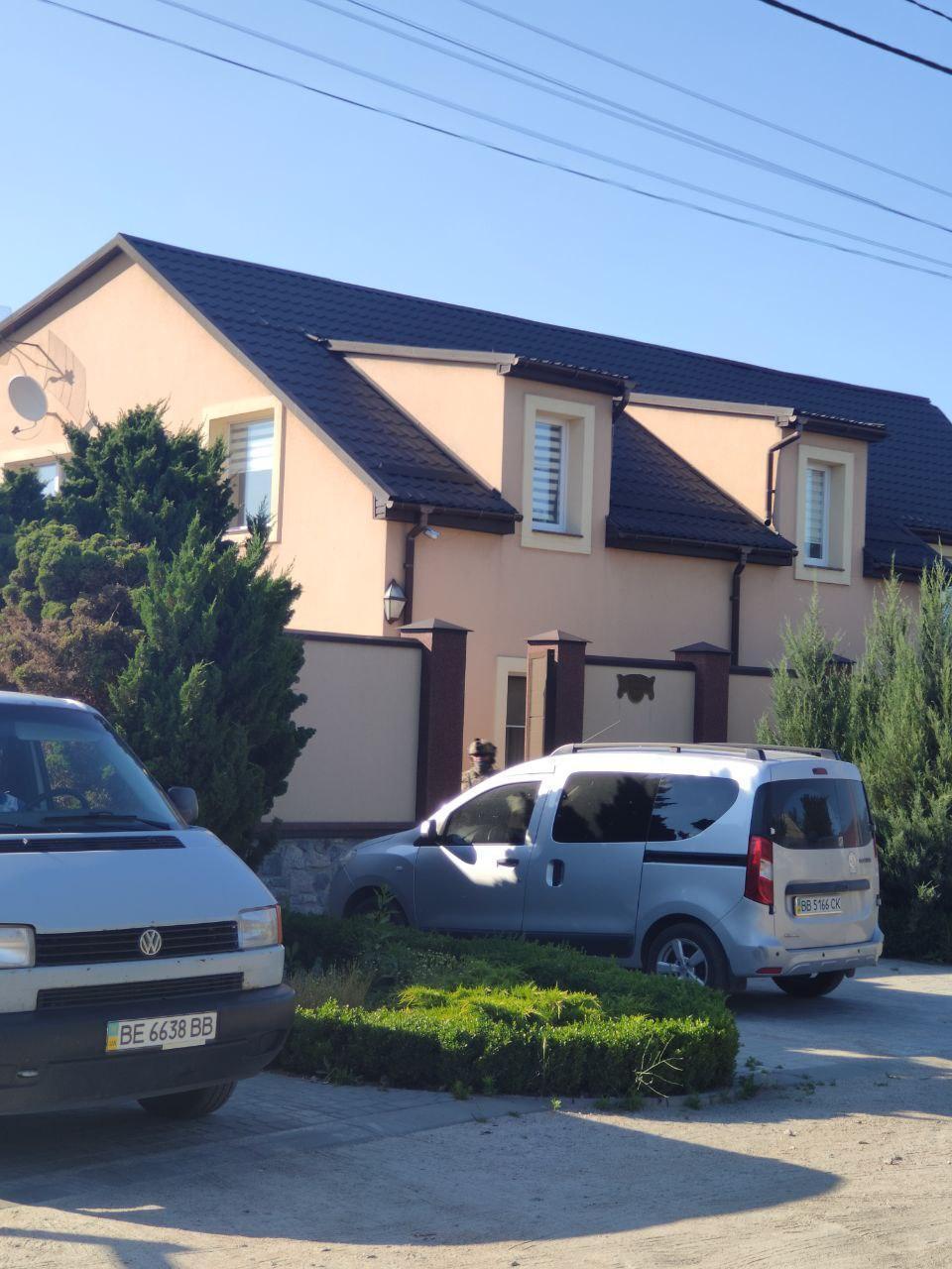 Обшуки в будинку у голови Кіровоградської ОДА