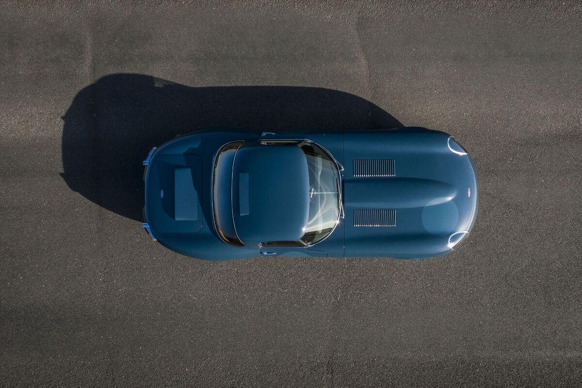 Eagle E-Type Lightweight GT. Фото: