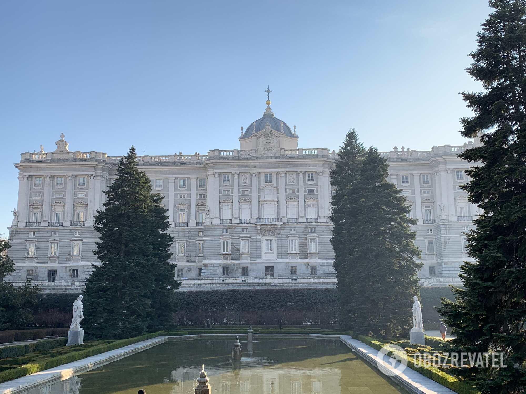 Мадрид – прогулка по городу Королей