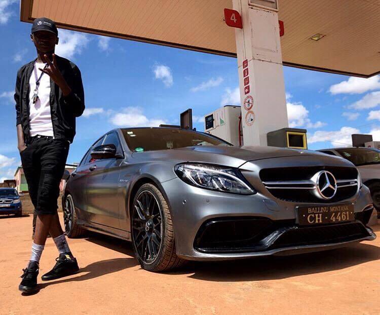 На каких крутых авто ездят в странах Африки.