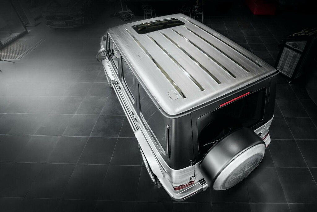 Mercedes-AMG G63 Yachting Limited Edition. Фото: