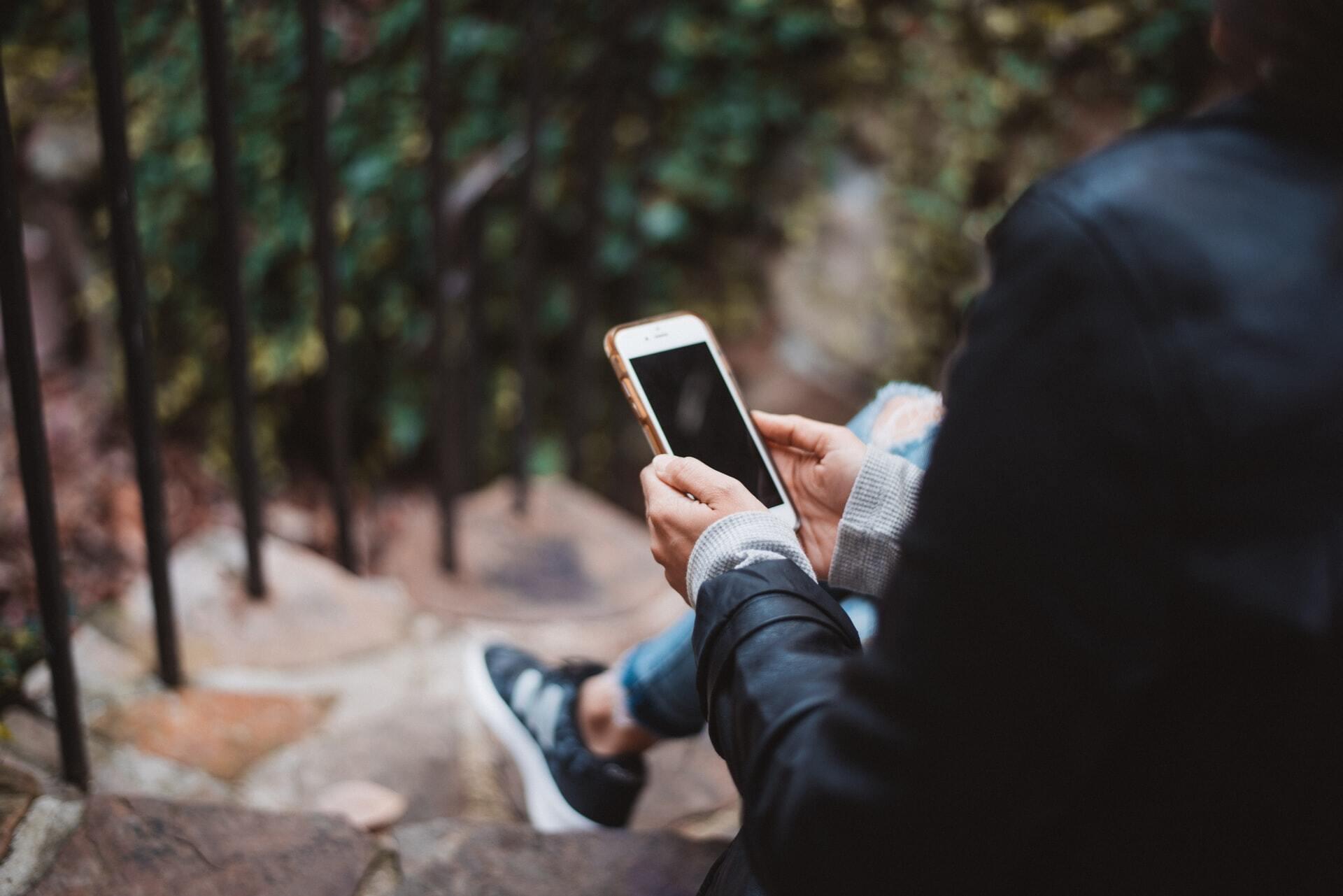 Важливі особисті дані небезпечно зберігати в смартфоні