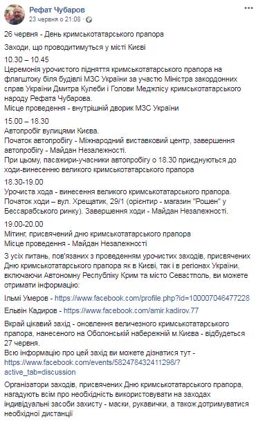День крымскотатарского флага: история праздника, что он символизирует и как отмечается