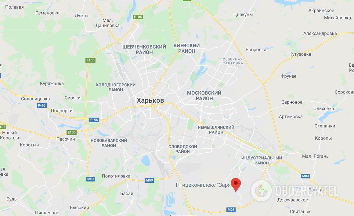 Под Харьковом произошла авария с колонной военных автомобилей: есть пострадавшие