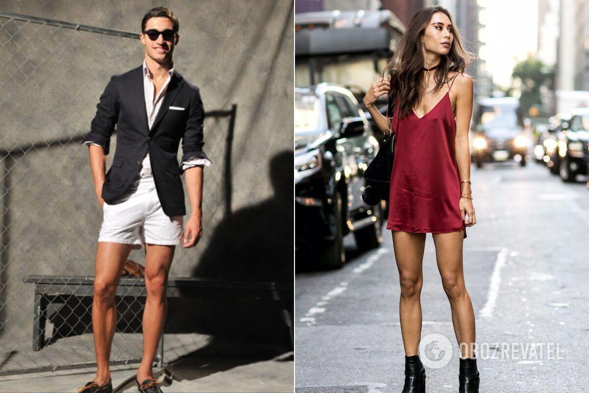 Как не стоит одеваться в офис в жару: эксперты назвали модные табу