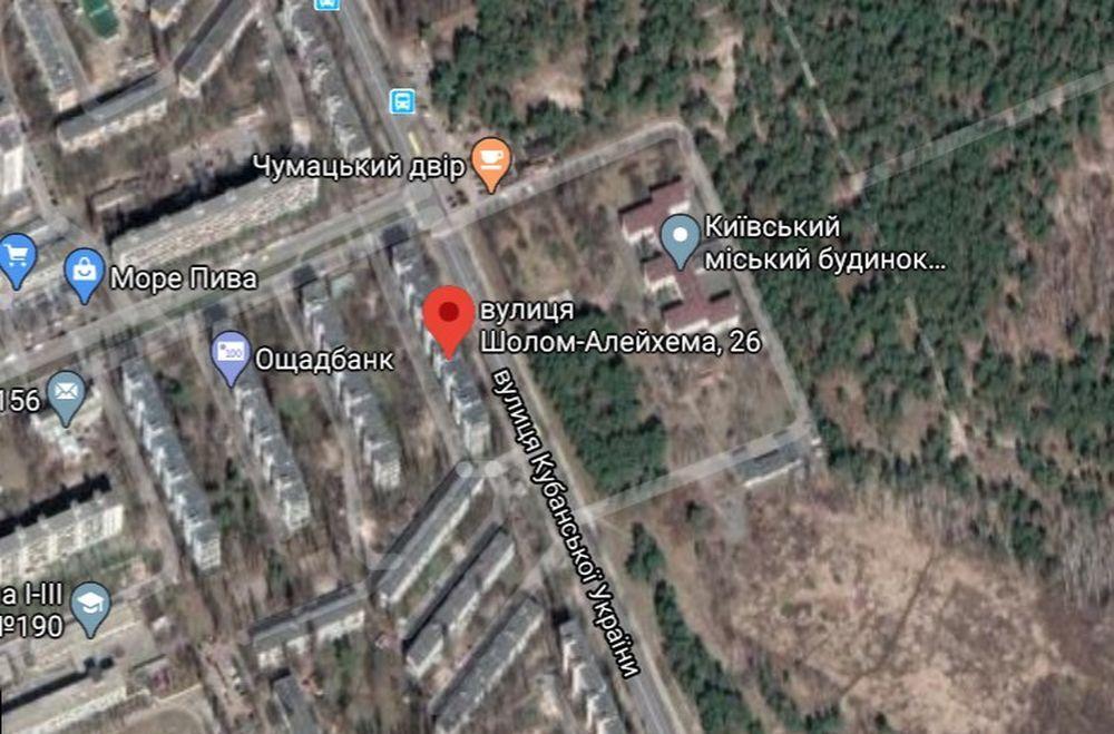 Жестокое преступление произошло в многоэтаж по ул. Шолом-Алейхема в Киеве