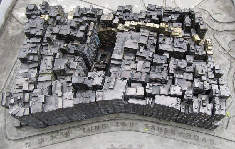 Город тьмы: поразительная судьба города-крепости Коулун