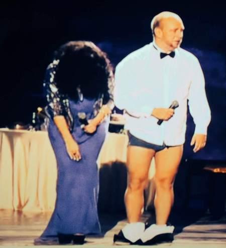 Кондратюк пригадав Потапу зняті штани на концерті в Росії