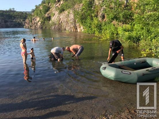 В Кривом Роге подросток утонул во время отдыха с друзьями