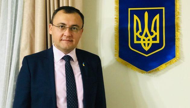 Василий Боднар. Фото - Укринформ