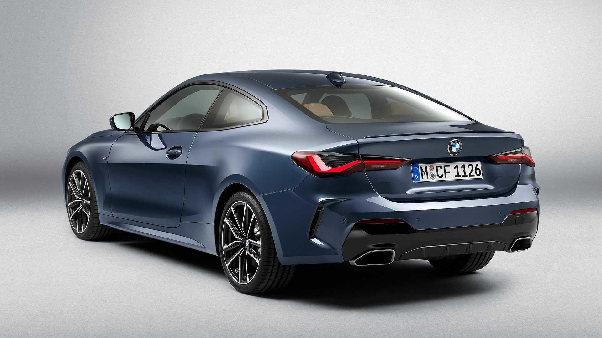 Нова BMW 4-Series (G22)