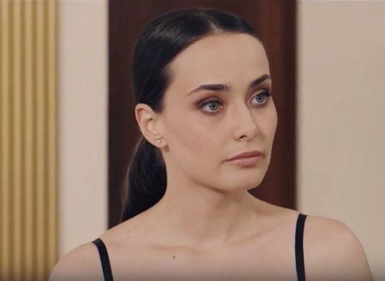 """Ксения Мишина в сериале """"Подкидыш"""""""