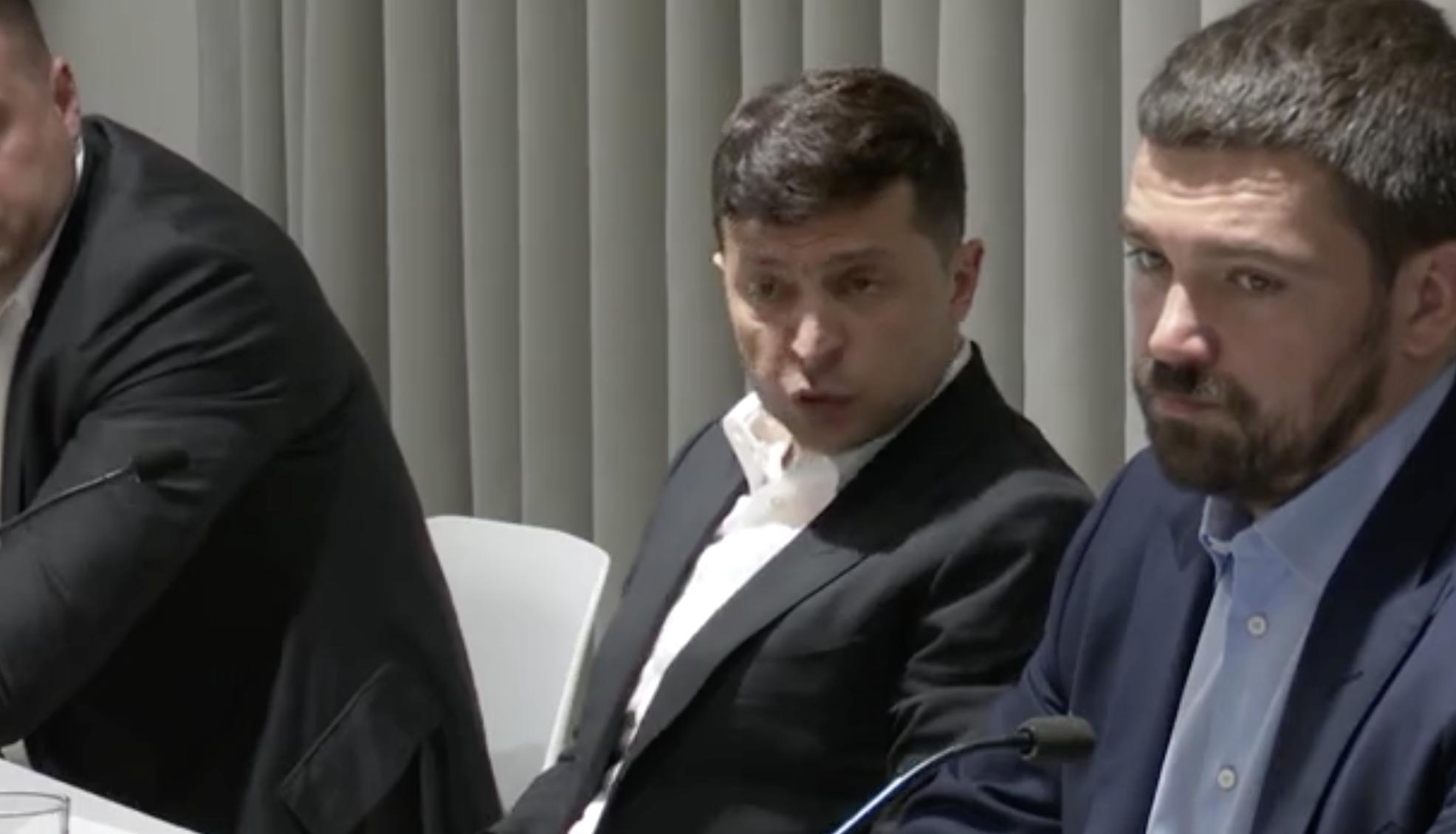 """""""Женю, послухай мене"""": Зеленський зателефонував голові Укрексімбанку через скарги"""