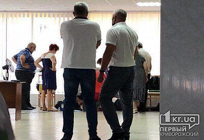 В Кривом Роге чиновник умер во время сессии горсовета
