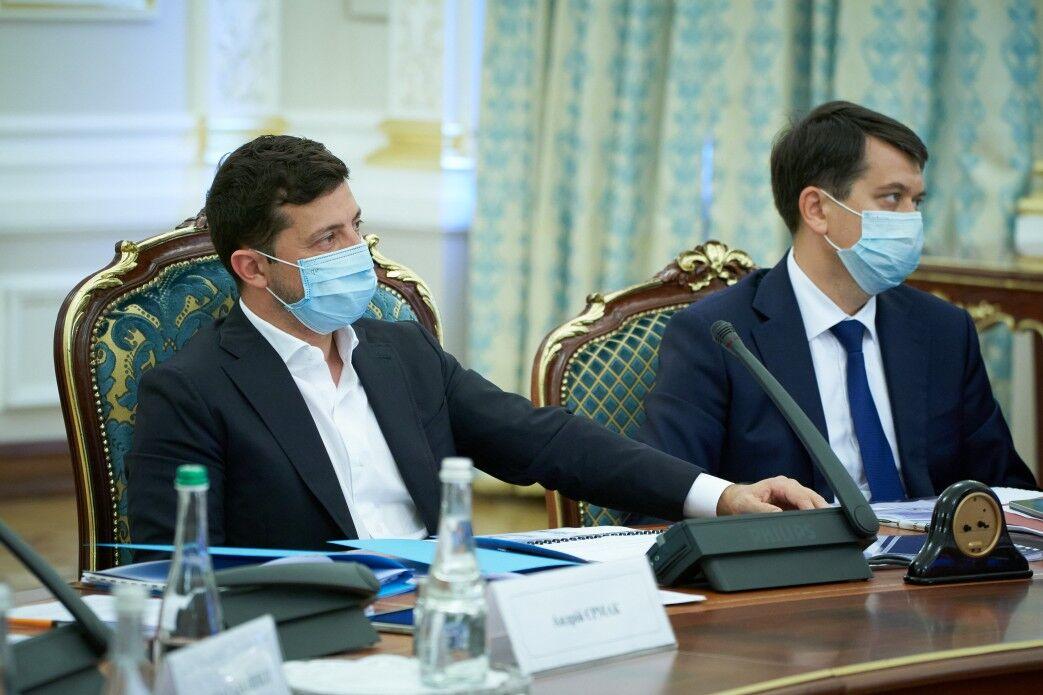 Состоялось первое заседание Нацсовета реформ. Фото - сайт президента Украины