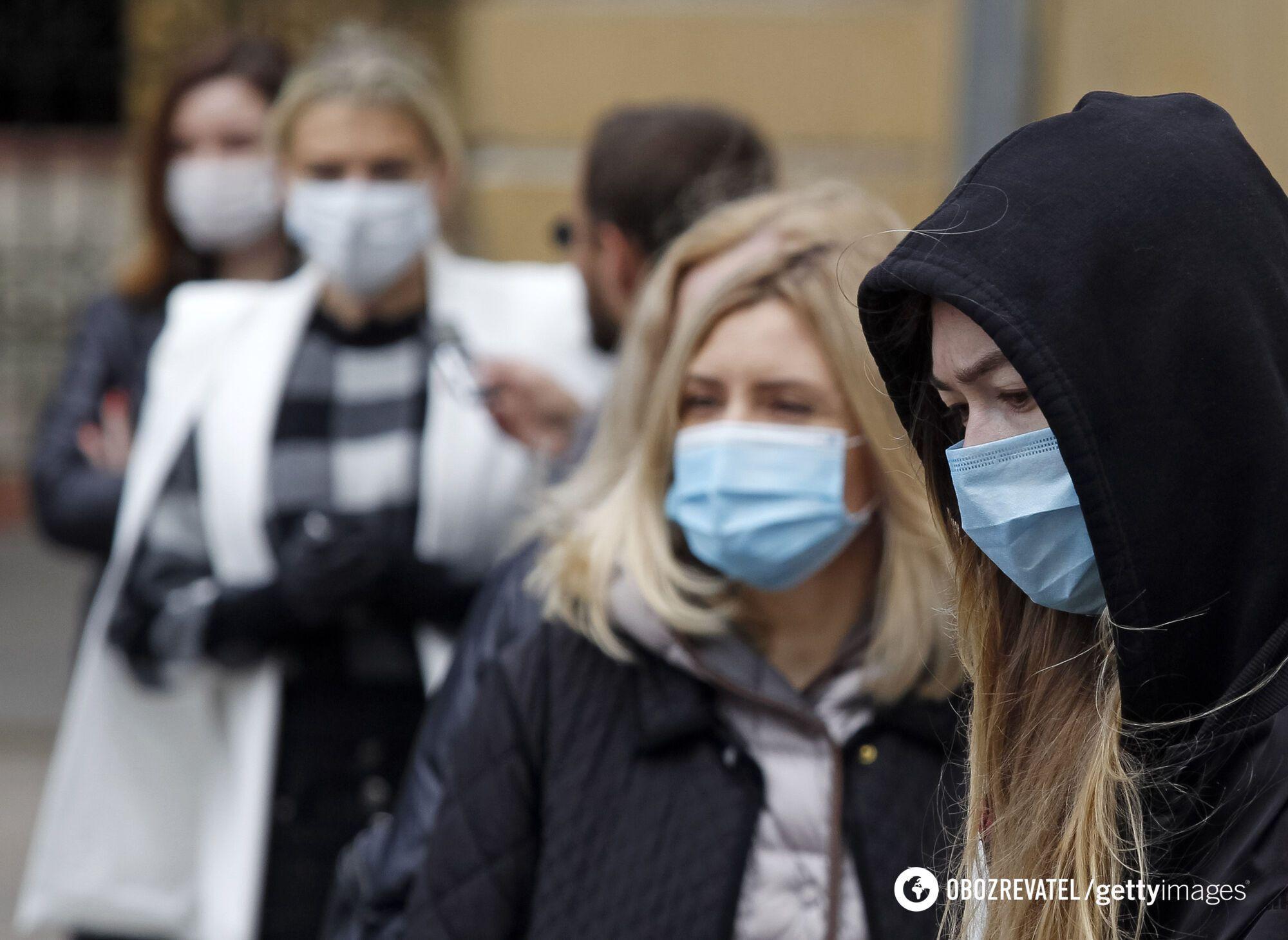У південно-східних областях незабаром може збільшитися кількість хворих на COVID-19