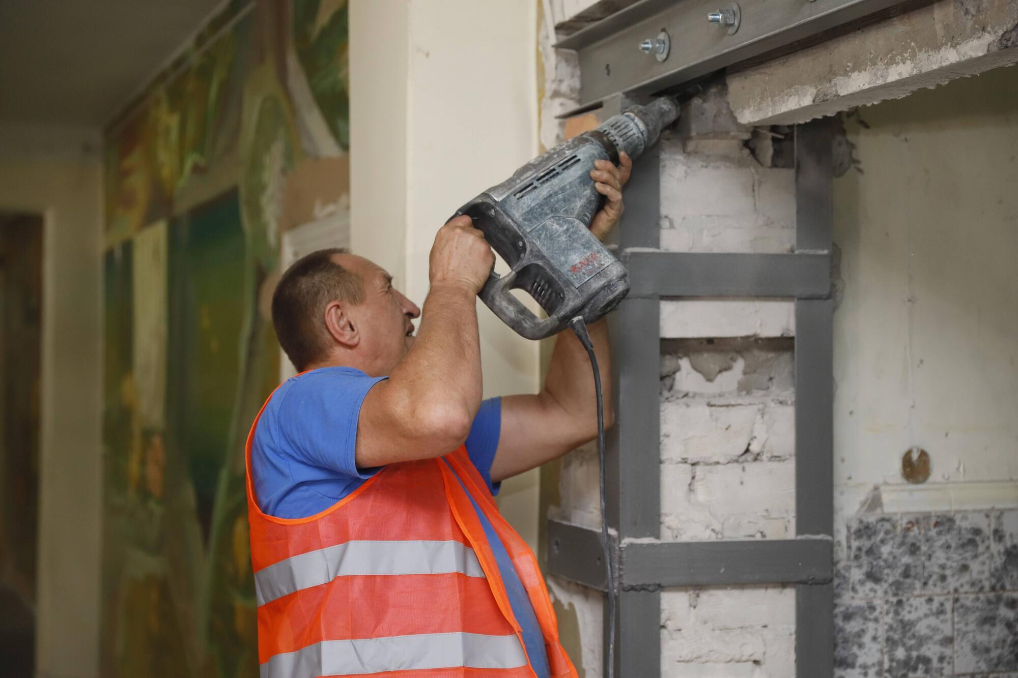Филатов: во время ремонта медцентра в Новокодакском районе сосредоточатся на доступности