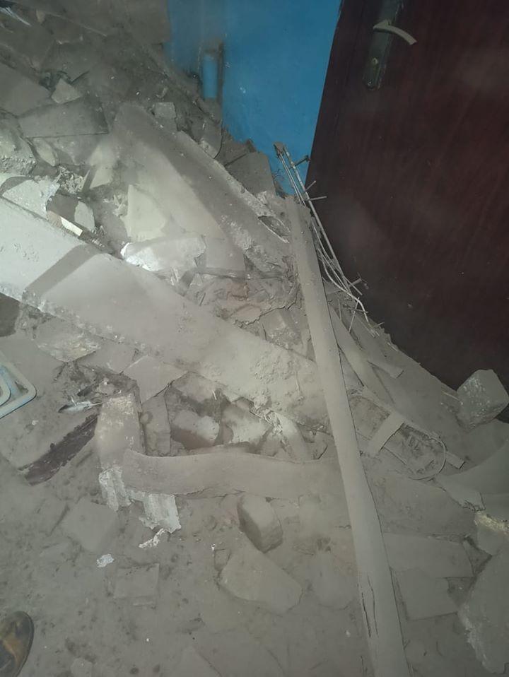 На Київщині обвалився дах житлового будинку