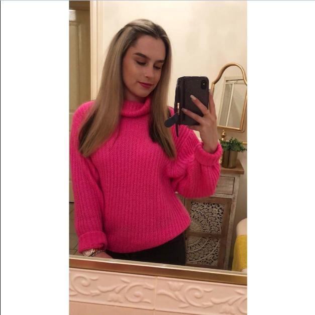 Стефані Брауіт (Instagram-акаунт Стефані Брауіт)