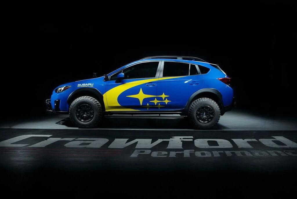 Subaru XV Crawford Performance