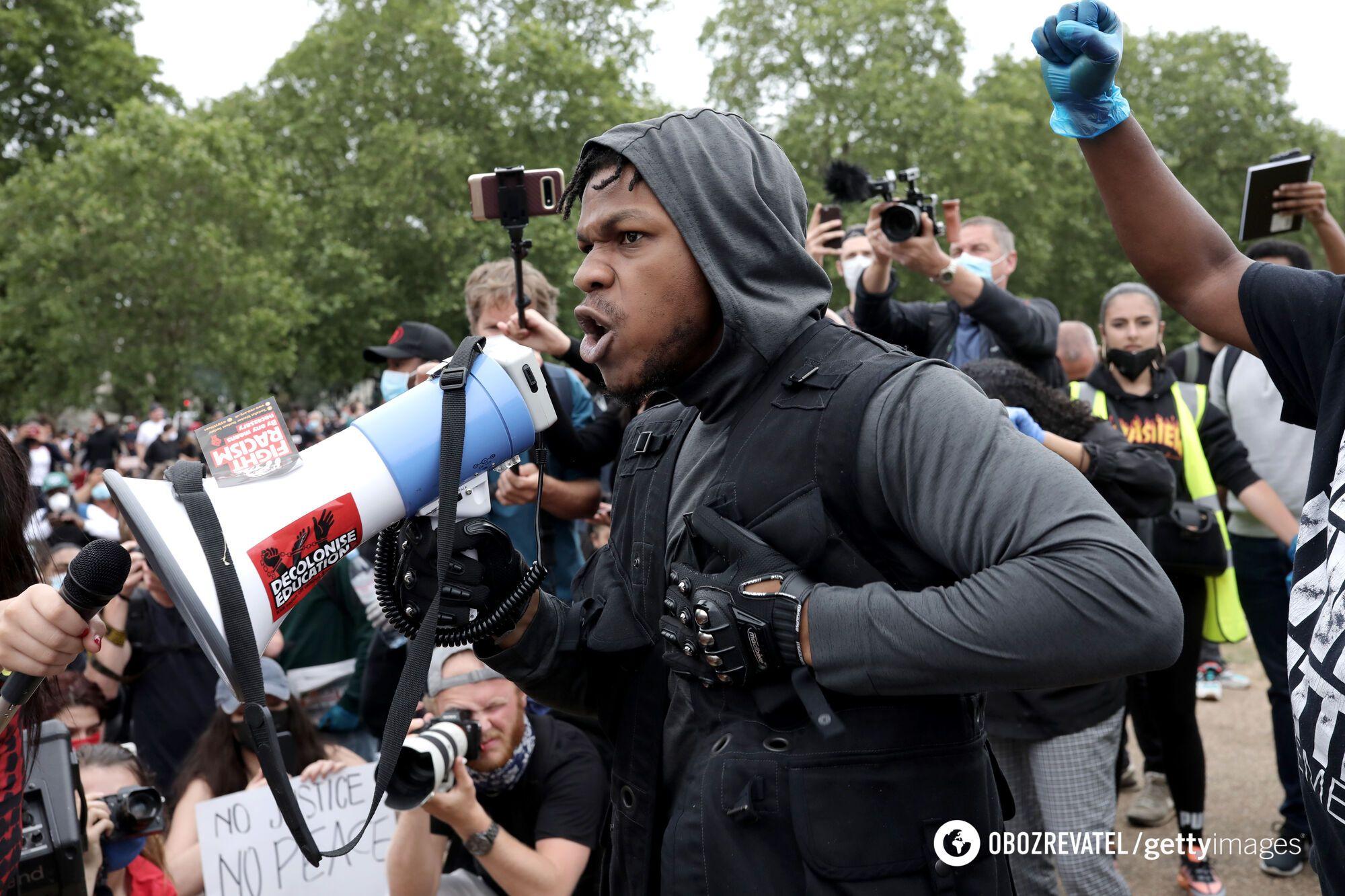 Протесты из США перекинулись на Европу: все детали, фото и видео