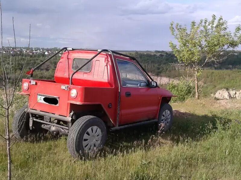 Kia Sportage за 3300 долларов