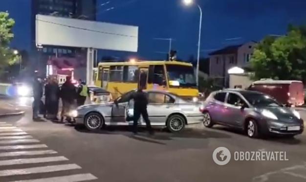 В Одесі 12-річний хлопчик на авто влаштував втечу від копів