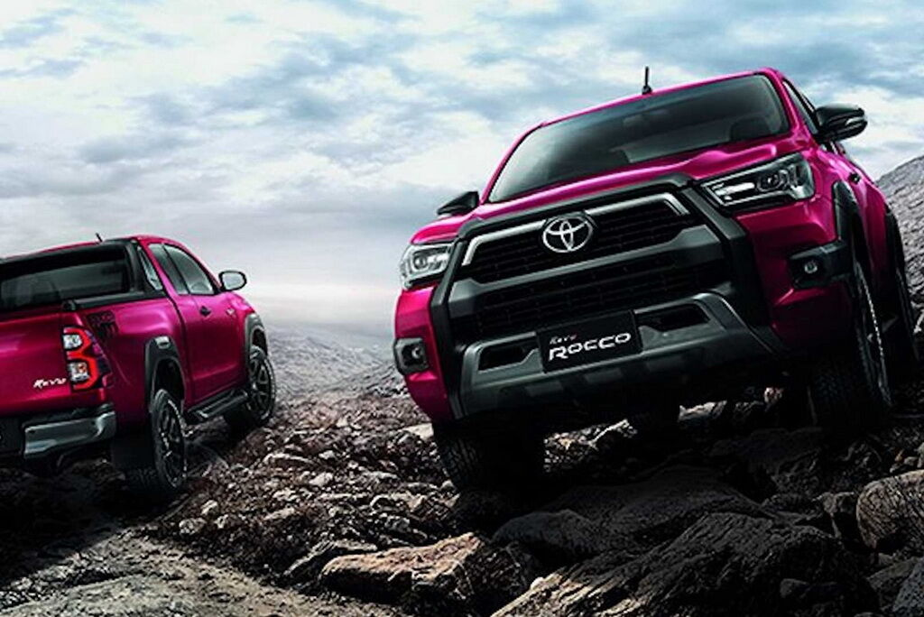 2021 Toyota Hilux Rocco
