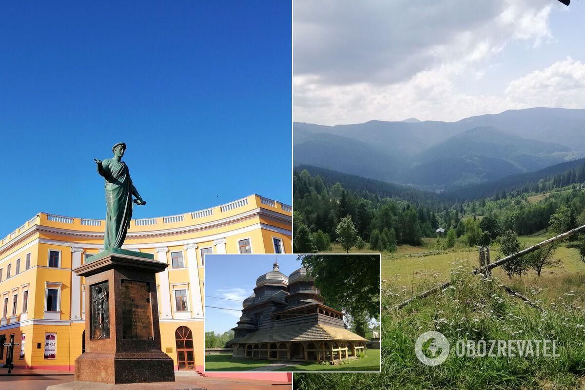 Куди поїхати у відпустку в Україні: найкращі місця, які варто відвідати після карантину