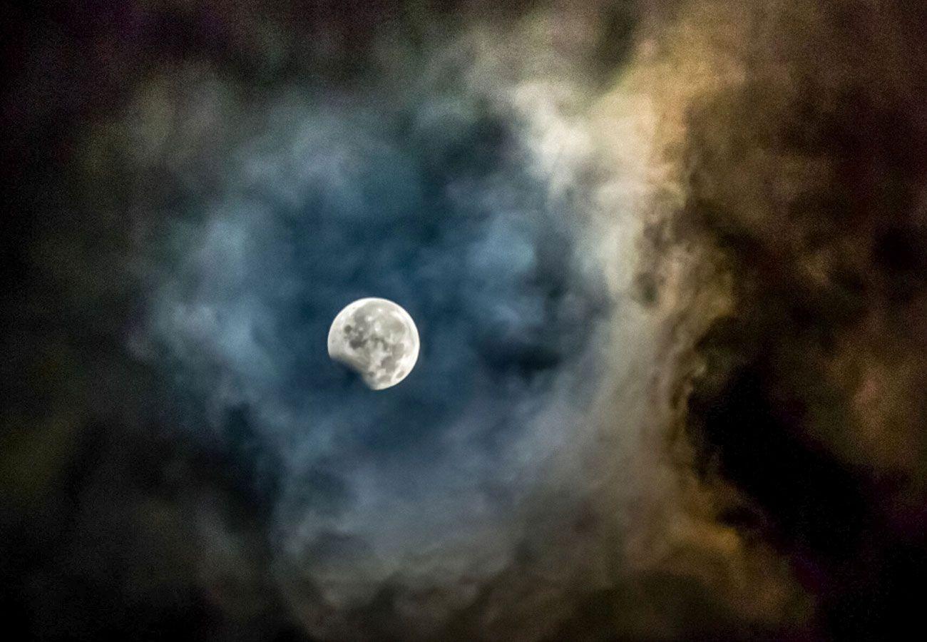 Українці зможуть побачити місячне затемнення