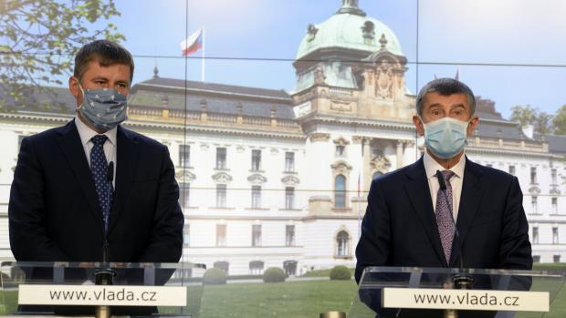 Томаш Петржічек і Андрій Бабіш